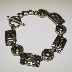 Premier Designs Silver Bracelet 184